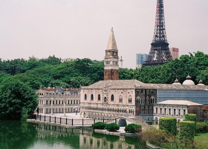 Công viên Cửa sổ Thế giới Thẩm Quyến