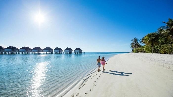 Thiên nhiên Maldives hút hồn bao lữ khách