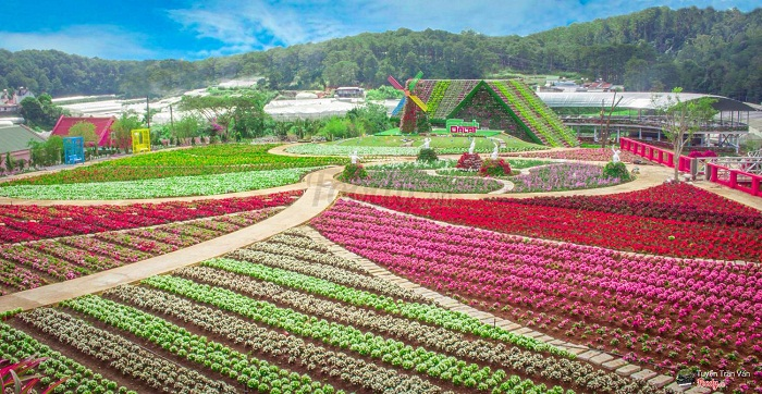 Khu du lịch Fresh Garden