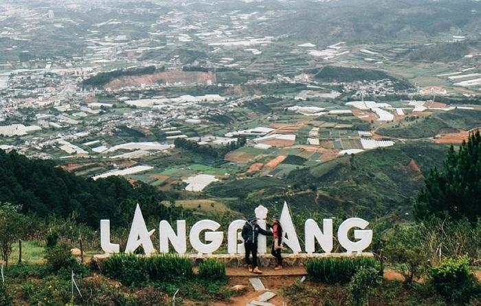 Khu du lịch Langbiang ở Đà Lạt