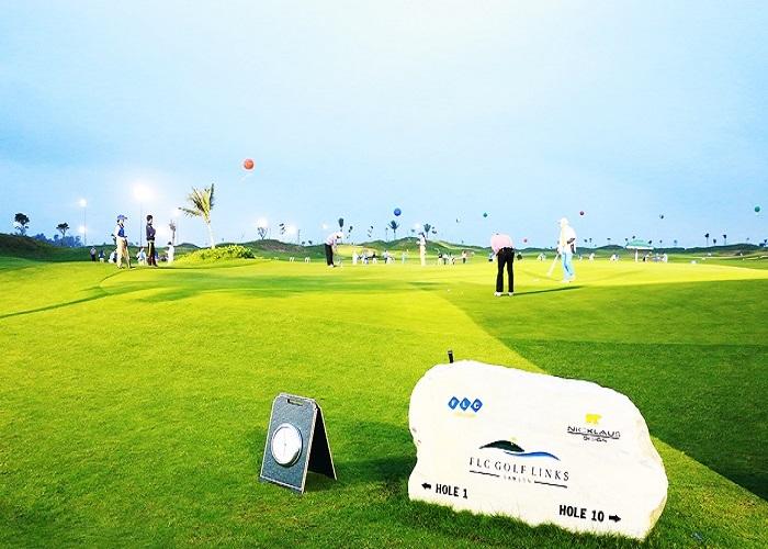 Sân Golf của FLC được các chuyên gia đánh giá rất cao