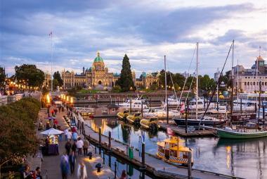 HCM - Vancouver - Victoria 5N4Đ