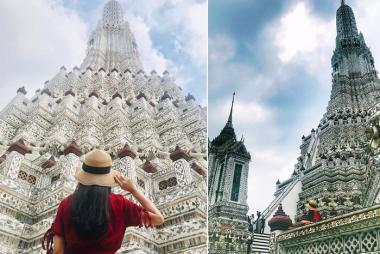 Hà Nội - Bangkok - Pattaya 5 Ngày Bay Lion Air