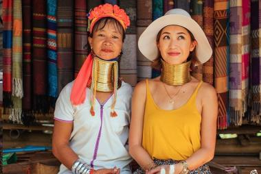 Buôn Ma Thuột - HCM - Chiang Mai - Chiang Rai 4N3Đ Bay Vietjet