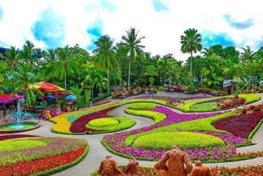 Buôn Ma Thuột - Đà Nẵng - Bangkok - Pattaya 4N3Đ