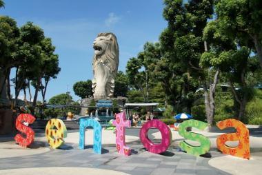 Hải Phòng - Hà Nội - Singapore - Đảo Sentosa 4 Ngày