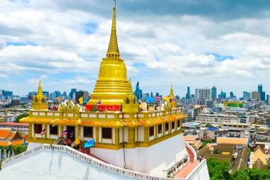 Hà Nội - Bangkok - Pattaya 5 Ngày Bay Air Asia + Tặng BUFFET 5 sao tại Baiyoke Sky