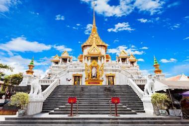 Đà Nẵng - Bangkok - Pattaya 4N3Đ