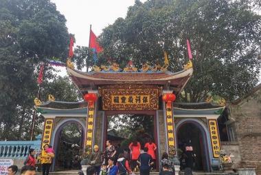 HN - Đền Ông Hoàng Bảy - Đền Mẫu Đông Cuông 1N