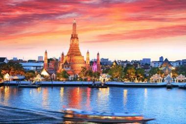 Huế - Đà Nẵng - Bangkok - Pattaya 4N3Đ