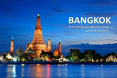 Hải Phòng - Bangkok - Pattaya 4 Ngày Siêu Khuyến Mãi