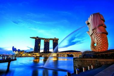 Hải Phòng - Hà Nội - Singapore - Malaysia 6N5Đ Bay Tiger Air + Malido Air
