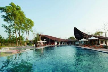 Hà Nội - Flamingo Đại Lải Resort 2N1Đ