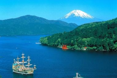 Cần Thơ - Tokyo - Yamanashi - Owakudani - Fuji 5N
