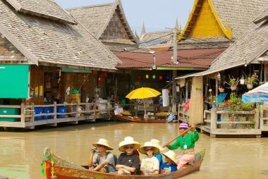 Hải Phòng - Bangkok - Pattaya - 4N3Đ Bay Lion Air