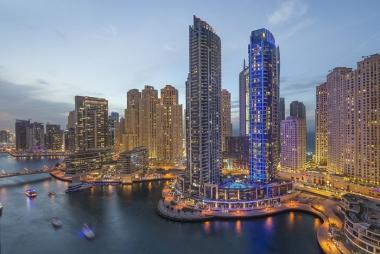 Đà Nẵng - Singapore - Dubai - Abu Dhabi 6N5Đ - Bay Singapore Airlines
