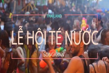 Huế - Đà Nẵng - Bangkok - Pattaya 4N4Đ Tết Té Nước Bay Nok Air