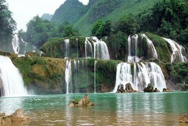 HN - Hồ Ba Bể - Thác Bản Giốc - Động Ngườm Ngao - Pác Bó 3N2Đ