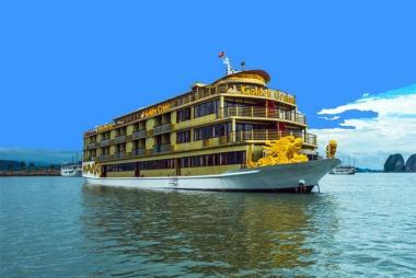 Hà Nội - Hạ Long 2N1Đ - Du thuyền Golden