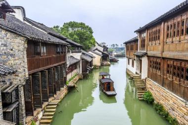 Hà Nội - Thượng Hải - Hàng Châu - Ô Trấn 5N4Đ Bay VN