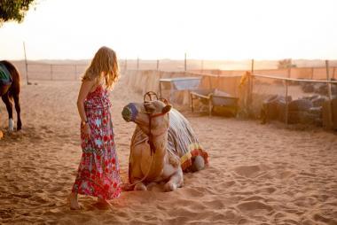 Hà Nội - Dubai - Abu Dhabi - Sa Mạc Safari 6N5Đ Bay EK