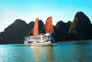 Hà Nội - Vịnh Hạ Long 3N2Đ - Du Thuyền Apricot 4 sao