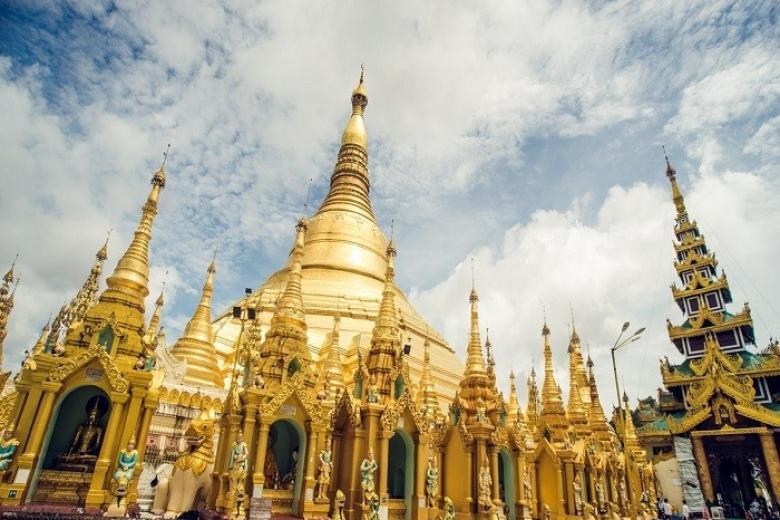 Chùa-Shwedagon-Yangon