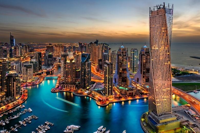 Hà Nội - Dubai - Sa Mạc Safari -Vườn hoa Miracle - Abu Dhabi 6N5Đ - Bay EK