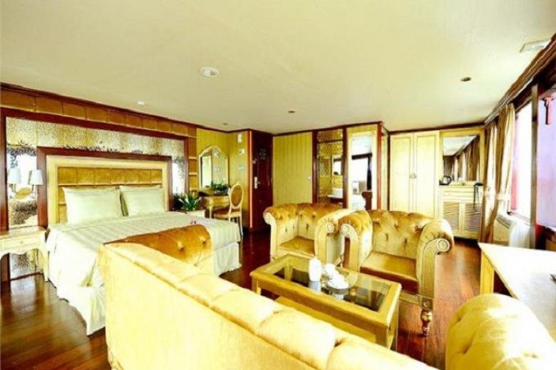 Cabin du thuyền
