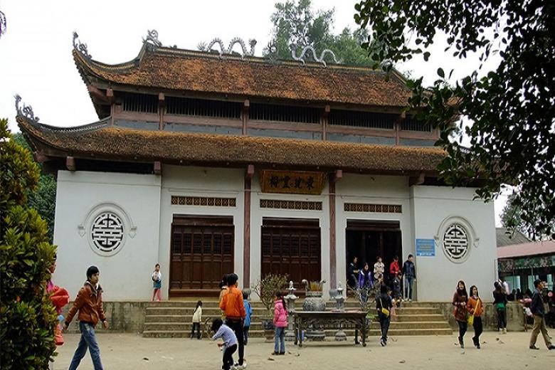 đền Mẫu Đông Cuông