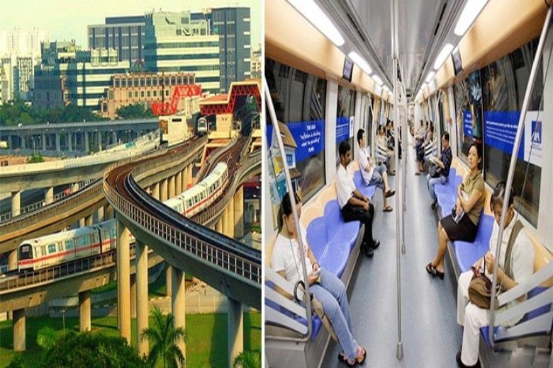 Khám phá cuộc sống của người dân singapore dưới lòng đất