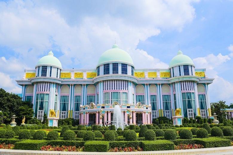 Cần Thơ - Bangkok - Pattaya 5N4Đ Bay Thẳng AirAsia