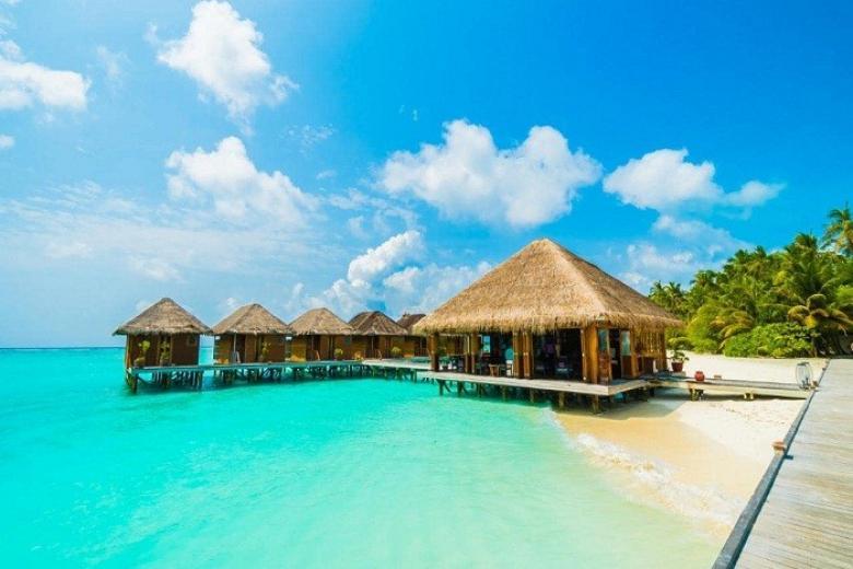 Một góc Maldives