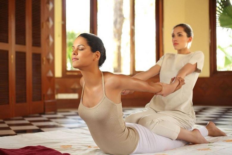 Massage Thái Cổ truyền