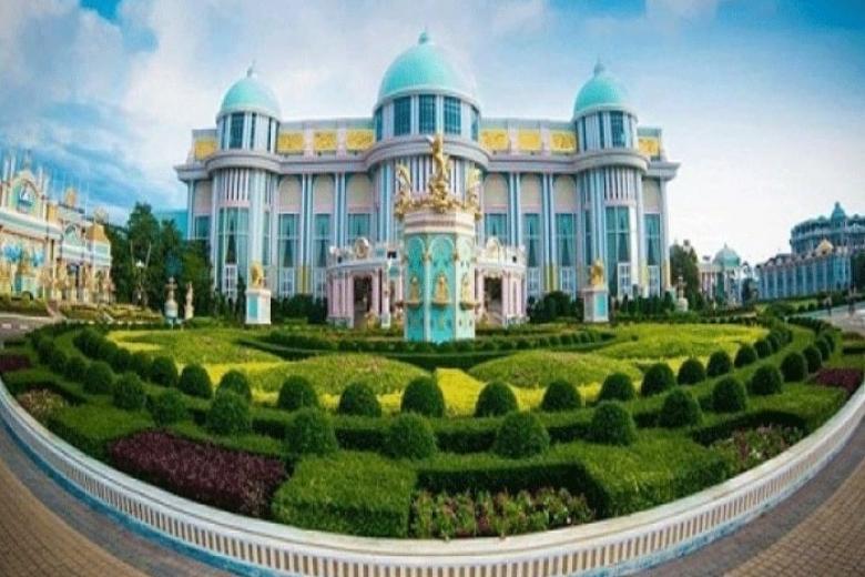 Lâu đài tỷ phú