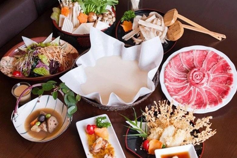 Nhà hàng Nhật Seafood