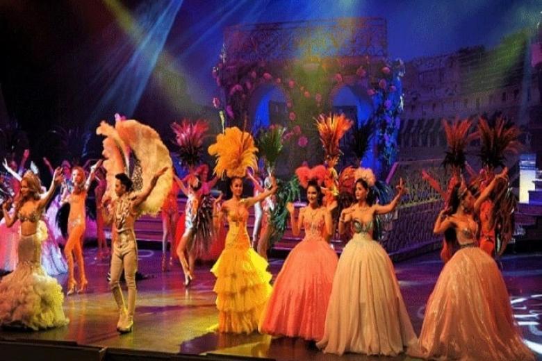 Show Clloseum