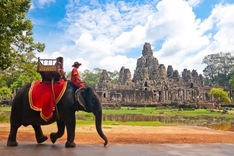 Cần Thơ - Siem Riep - Phnom Penh 4N3Đ, KS 3-4*
