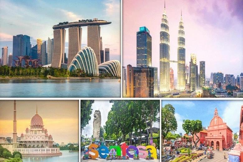 Cần Thơ - Singapore - Batam - Malaysia 4N3Đ
