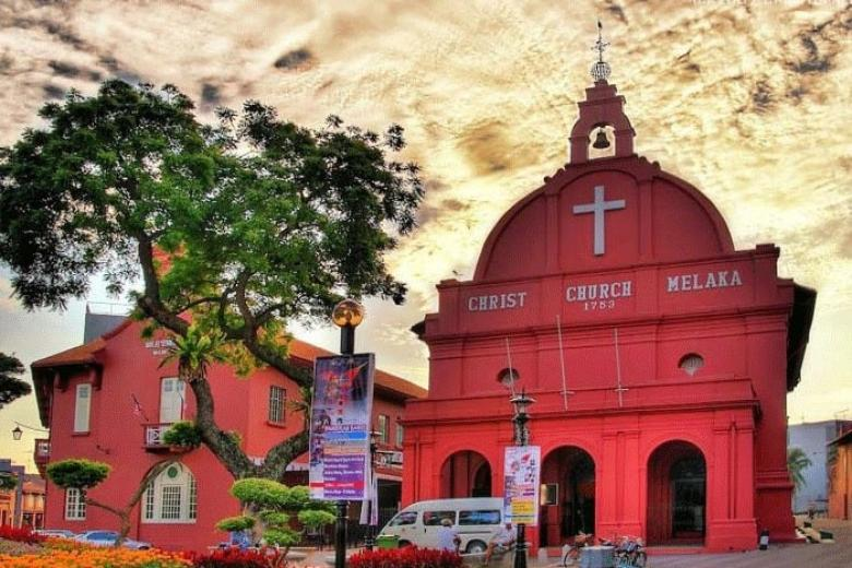 Thành phố cổ Malacca
