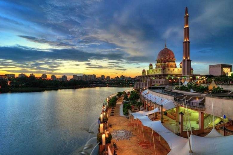 Thành phố trẻ Putrajaya