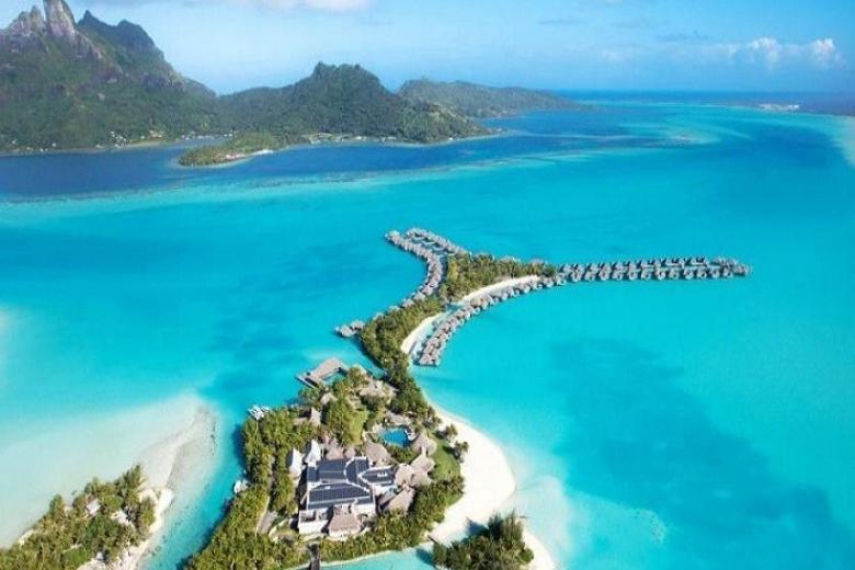 Maldives thiên đường nghỉ dưỡng