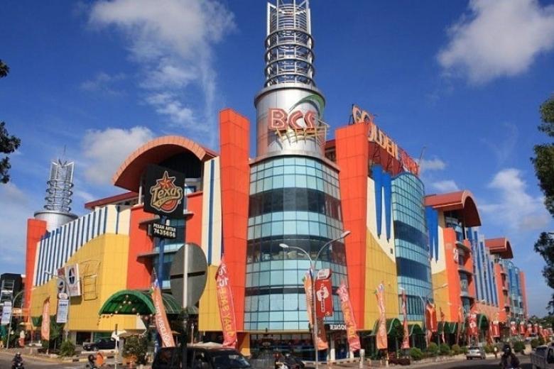 Trung Tâm Mua Săm BCS Mall