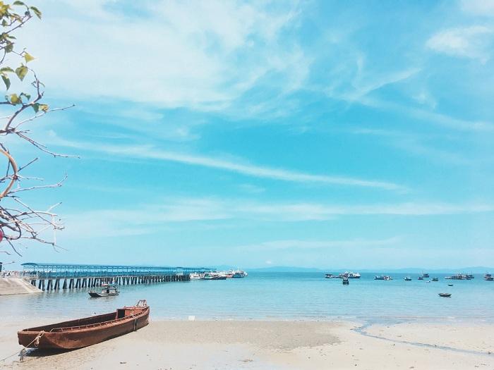 Du lịch Cô Tô 3 ngày Bãi biển Vàn Chảy