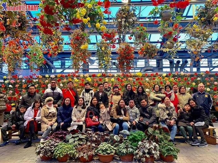 Tour Nhật Bản cung đường vàng 6 ngày từ Thanh Hóa - Du lịch Nhật Bản cùng Lữ Hành Việt Nam