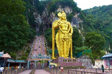 Quy Nhơn - HCM - Singapore - Malaysia 6N5Đ