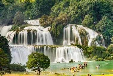 Hà Nội - Lạng Sơn - Cao Bằng - Bắc Cạn - Thái Nguyên 3 Ngày