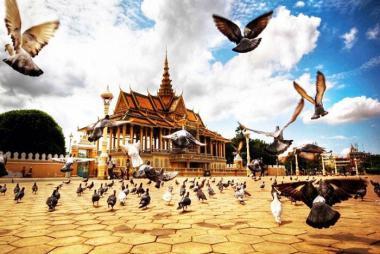Cần Thơ - HCM - Phnompenh 2N1Đ, Xe Ôtô + KS 3*