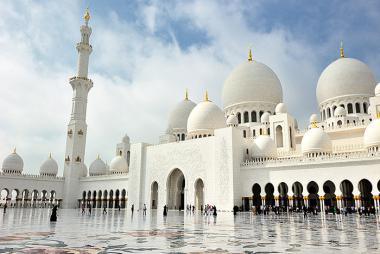 HCM - Dubai - Abu Dhabi 5N4Đ - Bay Hàng Không Thái Airway 5*
