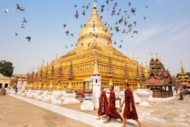 Nha Trang - HCM - Yango - Bago - Golden Rock 4N3Đ + Bay Vietnam Airlines